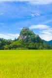 Hochosterwitz castle in Austria in spring Stock Photo