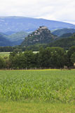 Hochosterwitz Castle in Austrian Carinthia Stock Images
