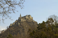 Hochosterwitz Castle on a hill Stock Photography
