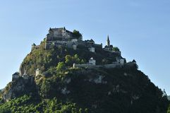 Hochosterwitz Castle Royalty Free Stock Photos