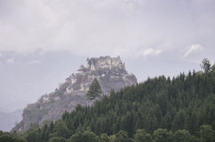 Hochosterwitz Castle near St Veit and der Glan Stock Photography