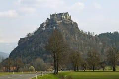 Hochosterwitz Castle Royalty Free Stock Photos