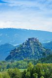 Hochosterwitz hill castle Stock Photo