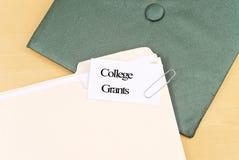 Hochschulbewilligungen stockfotos