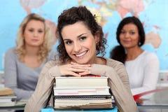 Hochschulstudenten Lizenzfreie Stockfotos