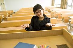 Hochschulstudenten stockbild