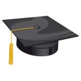 Hochschultraditioneller Hut Lizenzfreie Stockfotos