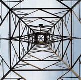 Hochspannung 2 Stockbild