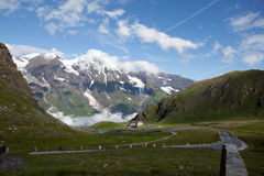 Hochtor Pass Stock Images