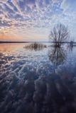 Hochwasser Lizenzfreies Stockfoto