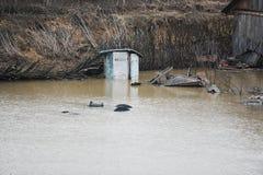 Hochwasser Lizenzfreie Stockfotografie
