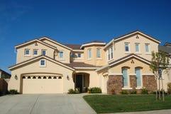 Hochwertiges Haus Stockfoto
