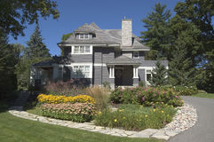 Hochwertiges Haus Lizenzfreies Stockbild