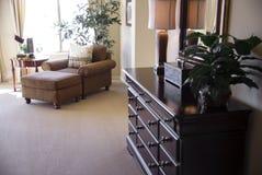 Hochwertiges Hotelzimmer Lizenzfreies Stockfoto