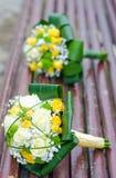 Hochzeit blüht Blumenstrauß Stockfoto