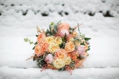Hochzeit blüht Nahaufnahme Lizenzfreie Stockfotografie
