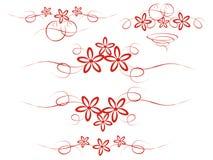 Hochzeit boquet mit Blumen Stockbilder