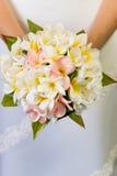 Hochzeit Bouguet Stockbild
