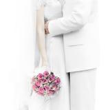 Hochzeit bouquet2 Lizenzfreies Stockbild