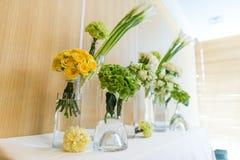 Hochzeit ception Lizenzfreie Stockbilder