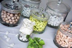 Hochzeit Confetti Lizenzfreie Stockfotos