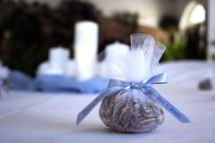 Hochzeits-Bevorzugung Stockfoto