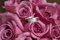 Hochzeits-Blumen Stockfotografie