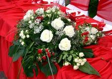 Hochzeits-Blumen Lizenzfreies Stockbild