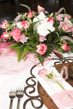 Hochzeits-Blumen Stockfoto
