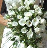 Hochzeits-Blumenstrauß Lizenzfreie Stockbilder