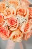 Hochzeits-Blumenstrauß Stockfotografie