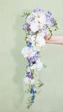 Hochzeits-Blumenstrauß der Orchideen Lizenzfreie Stockfotos