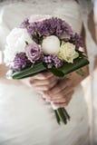 Hochzeits-Blumenstrauß stilllife blüht Blume Stockbild