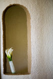 Hochzeits-Blumenstrauß von lilly Blumen stockfotos