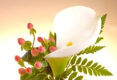 Hochzeits-Blumenstraußblumen Stockfotos