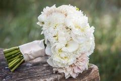 Hochzeits-Blumenstrauß Lizenzfreie Stockfotos