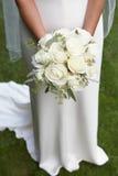 Hochzeits-Blumenstrauß Stockfoto