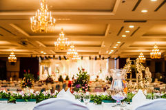 Hochzeits-Dekoration lizenzfreies stockfoto