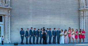 Hochzeits-Fotograf Stockfoto
