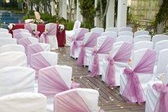 Hochzeits-Gang Lizenzfreie Stockfotografie
