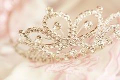 Hochzeits-Krone Lizenzfreies Stockbild