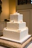 Hochzeits-Kuchen Stockbilder