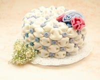 Hochzeits-Kuchen Stockfotos
