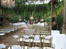Hochzeits-Ort Haiku-Mühle, Haiku, Maui Stockfotografie