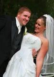 Hochzeits-Paare Stockbild