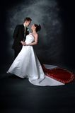 Hochzeits-Paare Lizenzfreies Stockfoto