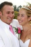 Hochzeits-Paare Stockfotos