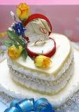 Hochzeits-Ring Lizenzfreies Stockfoto