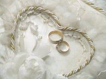 Hochzeits-Ring Stockfotos