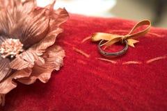 Hochzeits-Ring Stockbilder